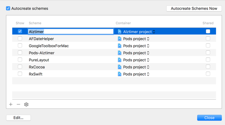 Instruction of renaming the whole iOS project (CocoaPods