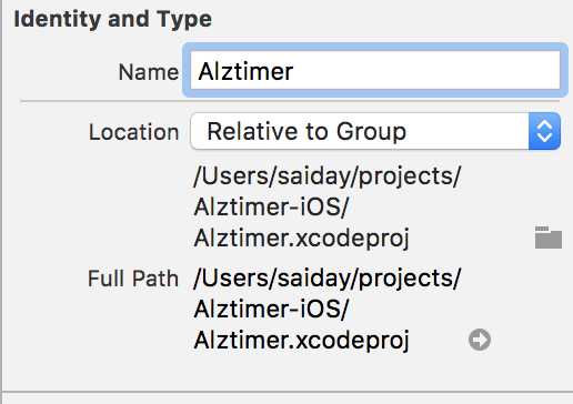 Instruction Of Renaming The Whole Ios Project Cocoapods Integrated